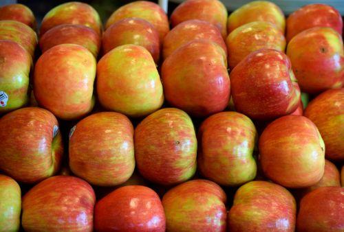 raudoni & nbsp, obuoliai, vaisiai, saldus, turgus, & nbsp, pardavimui, prinokę, raudona, maistas, obuolys, šviežias, sveikas, sultingas, skanus, gamta, mityba, šviežumas, vegetariškas, natūralus, ekologiškas, mityba, Žemdirbystė, šviesus, spalva, vitaminas, desertas, valgyti, dieta, maistingas, raudoni obuoliai