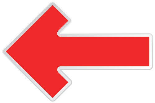 raudona rodyklė,geriausia rodyklė,nuostabi rodyklė,rodyklė,ženklas,simbolis