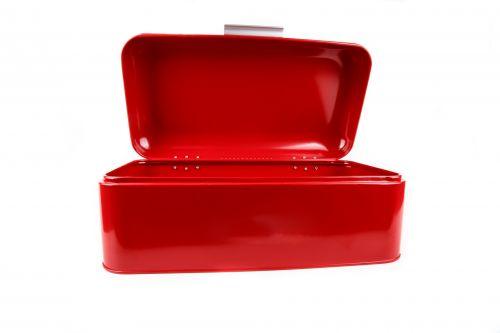fonas, kepykla, bin, dėžė, duona, bandelė, uždaryta, uždarymas, maistas, sveikas, izoliuotas, virtuvė, kepalas, raudona, saugojimas, balta, raudonos duonos dėžutė