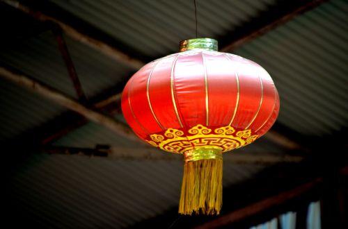 žibintas, raudona & nbsp, žibintas, kinai, festivalis, šventė, šventė, simboliai, kultūra, raudonas žibintas