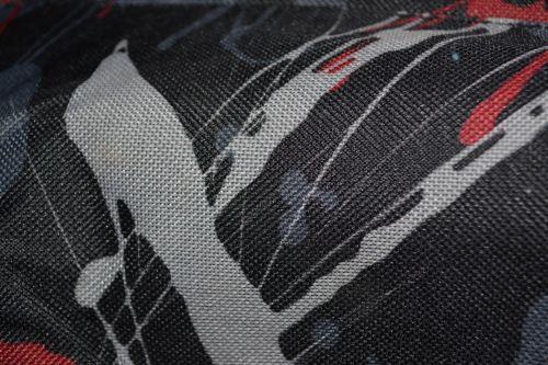 modelis, skaitmeninis, dažyti, plakti, raudonas simbolis skaitmeninių dažų purslų