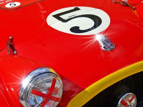 raudona & nbsp, automobilis, raudona & nbsp, sporto & nbsp, automobilio, lenktynės & nbsp, automobilis, fonas, triumfas, tr2, Macau, 5, numeris & nbsp, 5, ne & nbsp, 5, spalva, atspindys, raudona, penki, dizainas, gabenimas, automobilis, sportas & nbsp, automobilis, vintage & nbsp, automobilis, senas & nbsp, automobilis, veteranas & nbsp, automobilis, klasikinis & nbsp, automobilis, Britanija, Anglų, istorinis, lęšis & nbsp, užsidegimas, raudonas lenktyninis automobilis