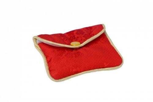 raudona, satin, maišas, maišas, kelionė & nbsp, maišas, papuošalai & nbsp, maišas, papuošalai & nbsp, maišelis, izoliuotas, balta, fonas, nuotrauka, raudonas satino krepšys