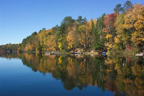 kraštovaizdis, gamta, sezonai, kritimas, apmąstymai, apmąstymai
