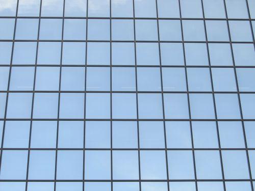 biuras, stiklas & nbsp, fasadas, architektūra, pastatas, miesto, įmonės, komercija, verslas, stiklas, fasadas, šiuolaikiška, eksterjeras, geometrinis, dizainas, atspindintis stiklo fasadas
