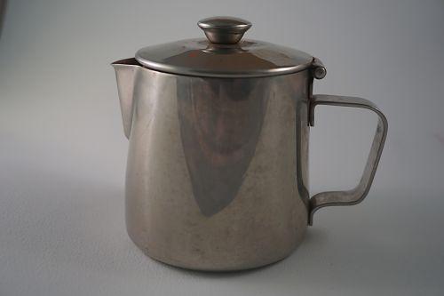 apmąstymai, metalas, arbata, gerti, karštas & nbsp, gėrimas, apmąstymai ant arbatinuko