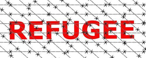 pabėgėlis,viela,sienos,tvora,spygliuotas,saugumas,karas,imigracija,imigrantai,prieglobstis