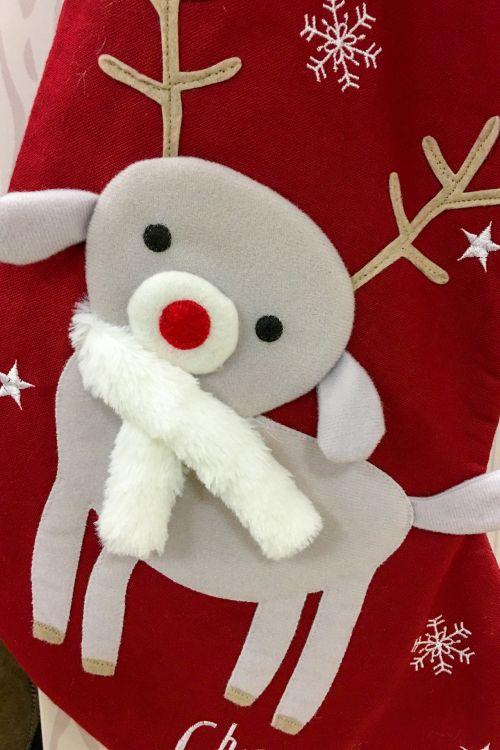 Kalėdos, gruodžio mėn ., apdaila, dovanos, šventė, pateikti, raudona, šiaurės elniai, sezonas, kojinė, sandėliavimas, kojinės, tradicija, tradicinis, žiema, šiaurės elnių kalėdinės gyvulys