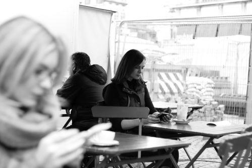 atsipalaiduoti,šiuolaikiška,gėrimai,kava,asmuo,jaunas,moteris,atsipalaiduoti,laimingas