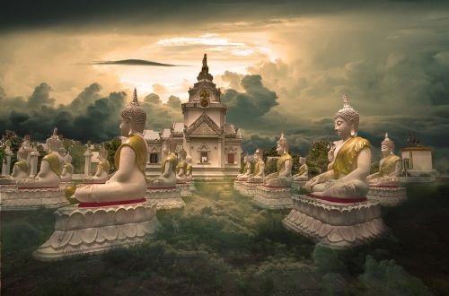 Religija, Buda, Asija