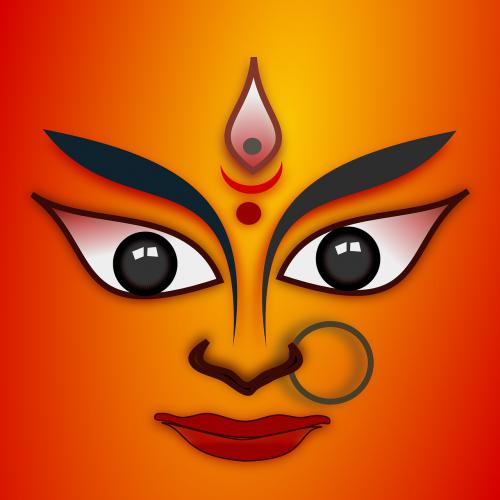 religija,Indija,tapetai,deivė,festivalis,hindu,hinduizmas,durga,nemokama vektorinė grafika