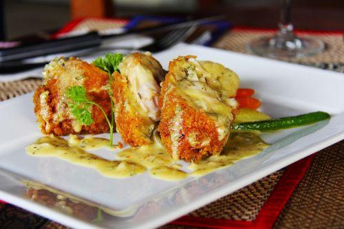 kurortas,skanus,skanus,vištiena,Vakarų,keptas,maistas,pietūs,restoranas,Siem grižti,Kambodža