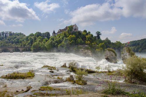 Reino kritimas,rinas,schaffhausen,krioklys,vandens masė,riaumojimas,murmur
