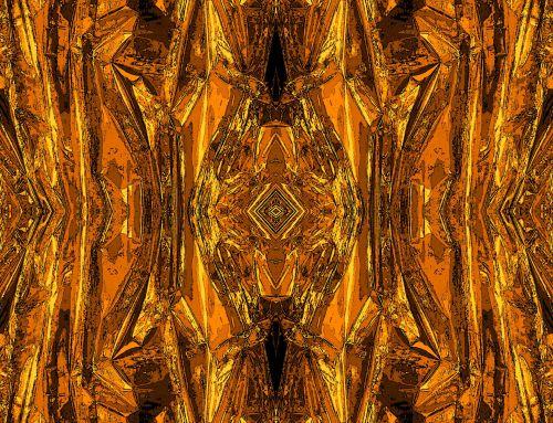 folija, apgaubta, tekstūruotos, auksas, turtingas auksas suvyniotas folijos kartojimas