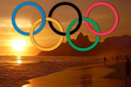 rio,2016,olimpiada,Brazilija,olimpiniai žiedai,Sportas,Rio de Žaneiras,5 žiedai,varzybos,jaunimas,sporto jaunimas,corcovado,copacabana,papludimys