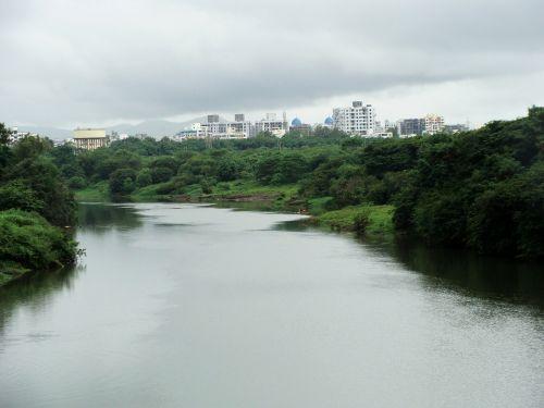 upė,Mutha upė,pune upė,pune city,upė Indijoje,upė mieste