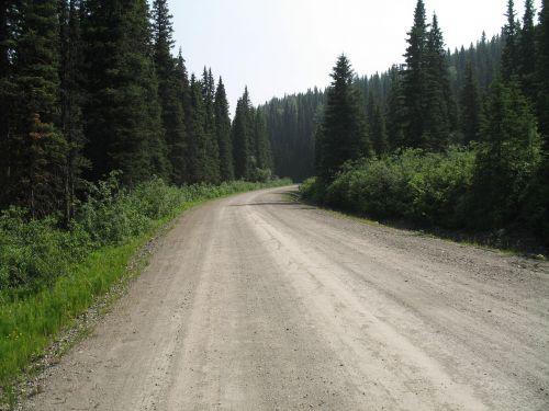 kelias,apleistas kelias,kalnai,kalnų kelias,lauke,žvyro kelias,kraštovaizdis,žvyras,cariboo,Britų Kolumbija
