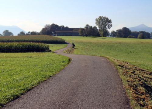 kelias,toli,komercinis kelias,gamta,laukas,kraštovaizdis,sūpynės