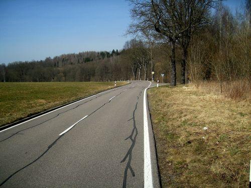 kelias, vairuoti automobilį, vairuoti, kraštovaizdis, gamta, gamtos rezervatas, rūdos kalnai
