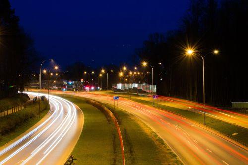 kelias,naktis,miestas,šviesa,miesto,miestas naktį,vairuoti,twilight,greitkelis,tamsi,vakaras,greitkelis,greitkelis,greitkelis