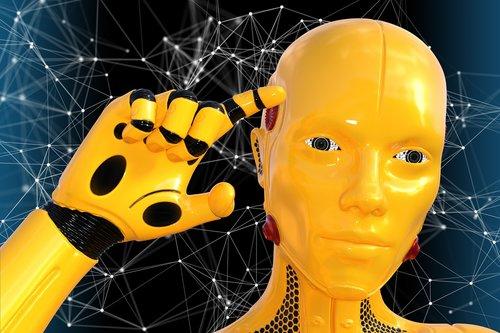 robotas, dirbtinis intelektas, Android, technologijos, futuristinis, dirbtinis, mašina, robotų, kiborgas, tinklas, Nemokama iliustracijos