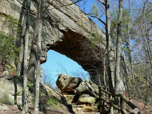 Rokas,rieduliai,akmuo,natūralus tiltas,akmeninis tiltas,gamta,vaizdingas,peizažas,natūralus,kraštovaizdis,akmenys,akmenys,Kentukis
