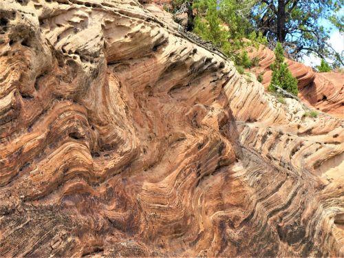 uolienų formavimas,žygiai,Utah,raudonasis smiltainis,neįprastas