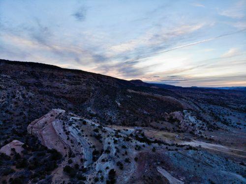 vakarų & nbsp, spalvotas, Colorado, dykuma, didelis & nbsp, dykumas, drone & nbsp, fotografija, mavic & nbsp, oras, Colorado & nbsp, nacionalinis & nbsp, paminklas, uolienų susidarymas Colorado