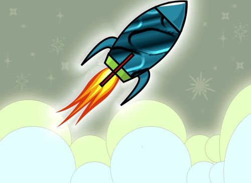 Raketa, Pradėti, Bendrovė, Kosmoso Kelionės, Skrydis, Erdvė, Tyrimai, Kosmoso Zondas, Kilti, Variklis