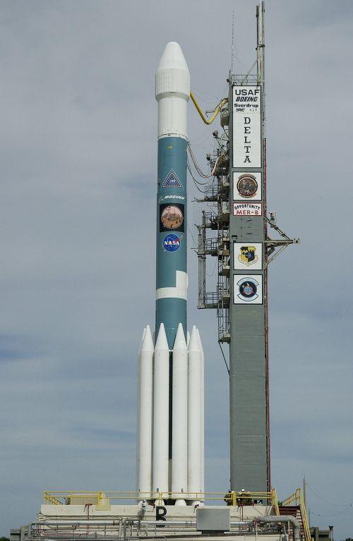 Raketa, Kosmoso Zondas, Delta 7925H Raketa, Pradėti, Erdvė, Kosmoso Kelionės