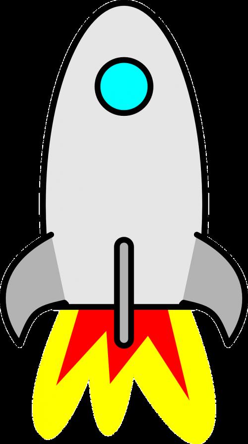 raketa,erdvė,pakilimas,kosminis skrydis,pradėti,Ugnis,nemokama vektorinė grafika