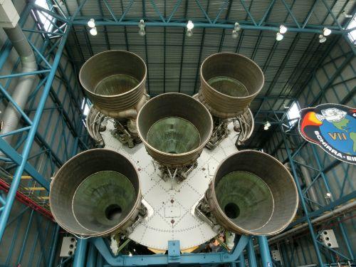 Raketų Varomoji Jėga, Variklis, Usa, Nasa, Apollo Programa, Raketa, Kosmoso Kelionės, Technologija, Erdvė, Aviacijos Ir Kosmoso Pramonė