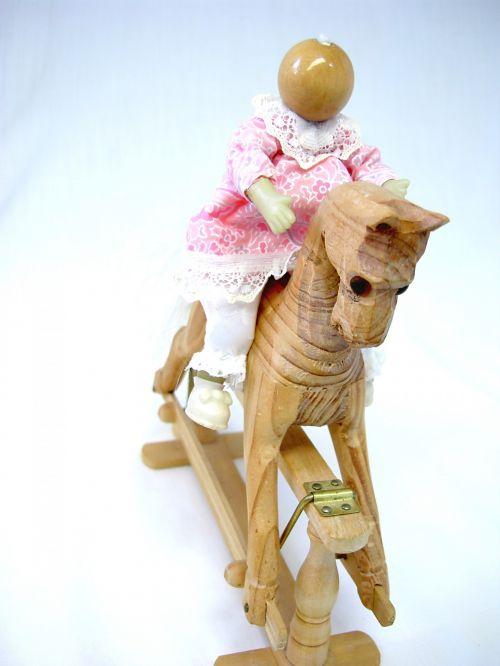 arklys, pasukimas & nbsp, arklys, žaislas, lėlės, ornamentas, mediena, medinis & nbsp, arklys, objektai, amatai, dekoratyvinis, pasukamas arklio ornamentas