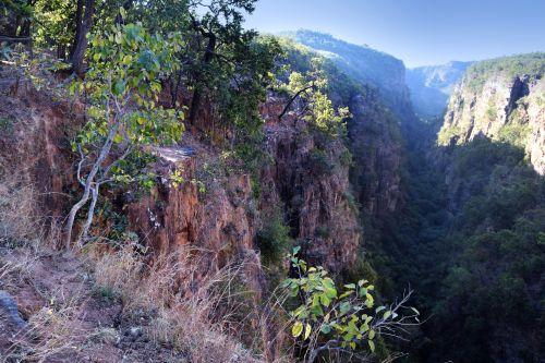 akmenys, kalvos, reljefas, gamta, augmenija, žaluma, slėnis, Gorge, uolos ir kalvos 2