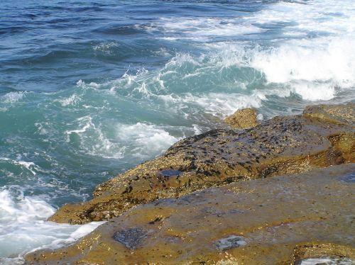 banga, Rokas, naršyti, vandenynas, jūra, vanduo, rocks & amp, naršyti