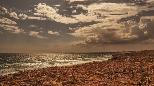 uolos pakrantė,pakrantė,kraštovaizdis,jūra,gamta,dangus,debesys,saulės šviesa,saulės spindulys,popietė,peizažas,ayia napa,Kipras