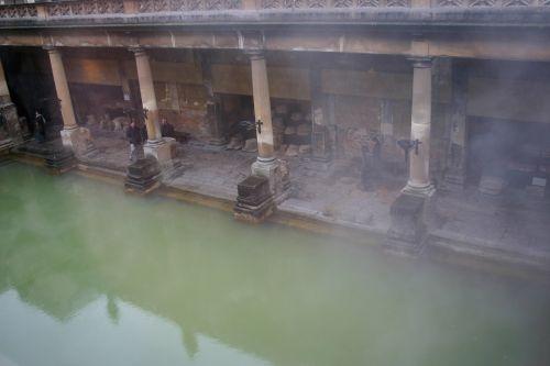 romėnų & nbsp, pirtys, romėnų, romėnų vonios