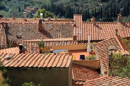 stogai,plyta,stogas,stogas,raudona,architektūra,namo stogas,stogo terasa,Viduržemio jūros