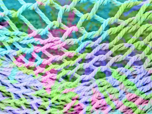 lynai, spalvinga, drapuoti, kreivė, megzti, pastelės, modelis, lynų tinklas