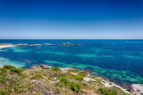 rottnest sala,iceland,sala,rottnest,Wadjemup,australia,rott nest iceland,Vakarų Australija,wa,Vakarų Australija,užsakytas,jūra,papludimys,krūmas,bushland,Rokas,kraštovaizdis