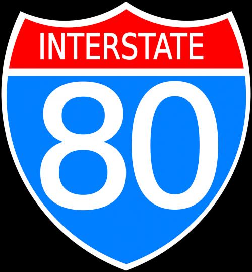 maršrutas,ženklai,raudona,mėlynas,kelias,numeris,tarpvalstybinis,greitkelis,greitkelis,aštuoniasdešimt,ženklas,simbolis,informacija,nemokama vektorinė grafika