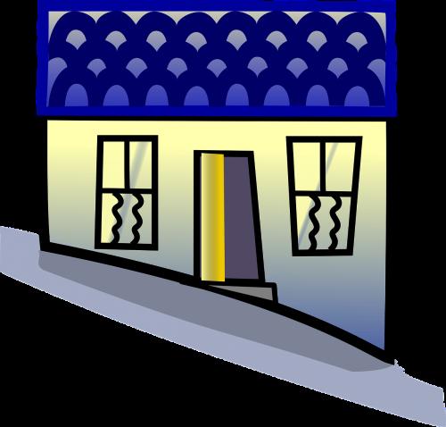 eilinis namas,serijos namas,terasos namas,miesto namas,namas,namai,Anglija,nemokama vektorinė grafika