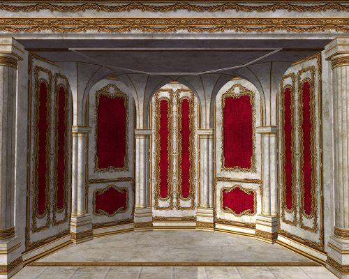 karališkasis kambarys,vaizdingas kambarys,tronio kambarys,elegancija,siena,klasikinis,dekoruoti,ornate