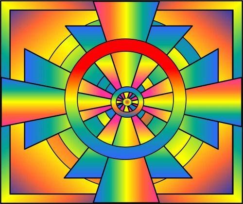 roygbiv spalvos,spektras,vaivorykštė,spalvinga,dizainas,abstraktus,spalva,modelis,nuostabus,geometrinis,šviesti,raudona,oranžinė,geltona,žalias,mėlynas,violetinė,meno