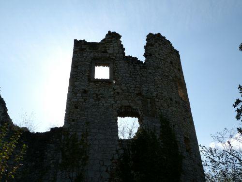 griuvėsiai,senas,Miestas,kroatija,akmuo,istorija,statyba