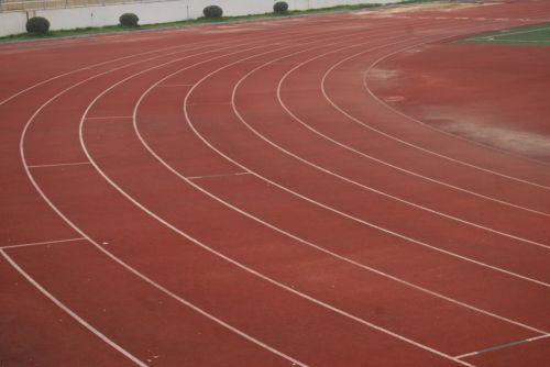 trasa, laukas, sportas, juostos, juostos, bėgimas, bėgikas, važiavimo juostos