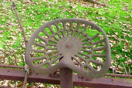 rūdys, rusted, metalas, sėdynė, ūkis, traktorius, sunku, tuščia metalinė sėdynė