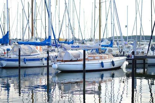 burine jachta, valtis, uosto, burinė valtis, vandens, buriavimo jachtos, plaukti, Jūrinis, laivas