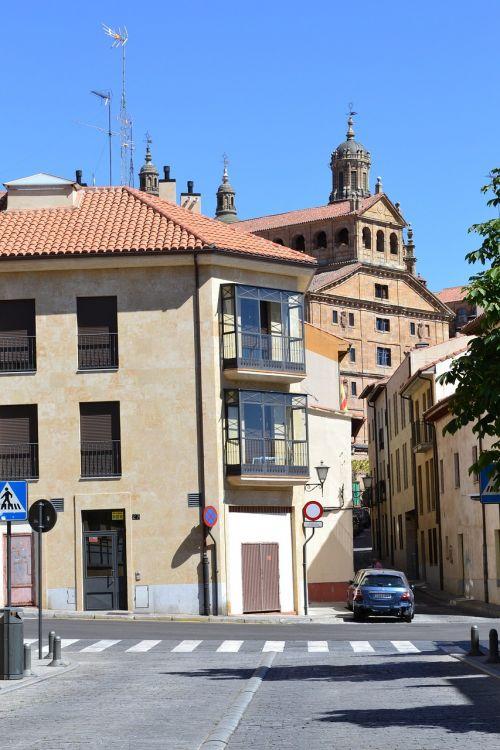 Salamanca,Ispanija,architektūra