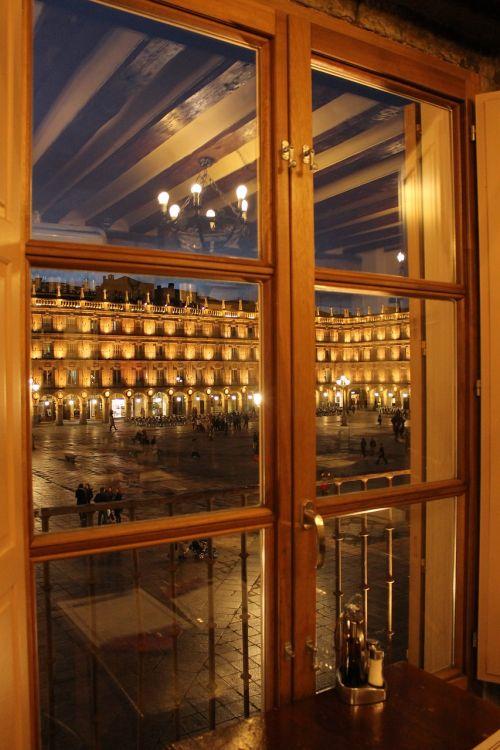 salamanca españa,Ispanija,Salamanca,architektūra,Europa,istorinis,ispanų,Miestas,senas,istorinis,kultūra,kelionė,turizmas,senovės,miestas,turistinis,langas,plaza meras